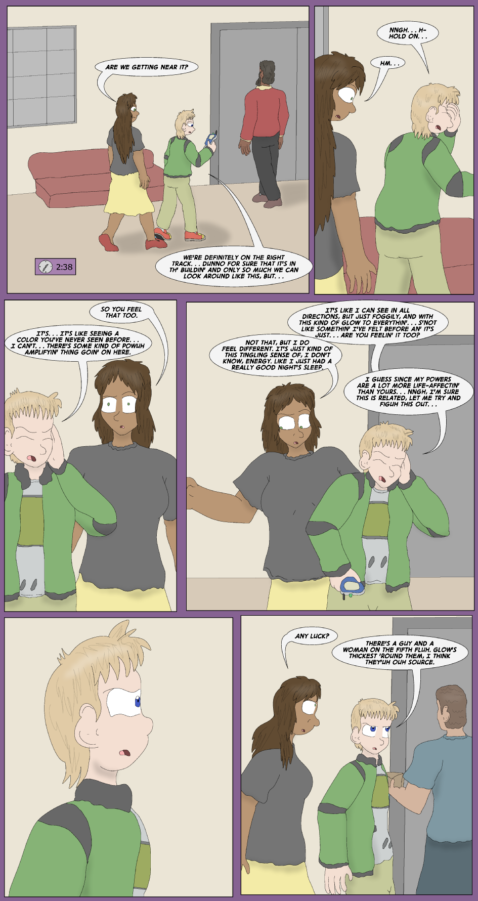 Storms Are Brewing- Page 32