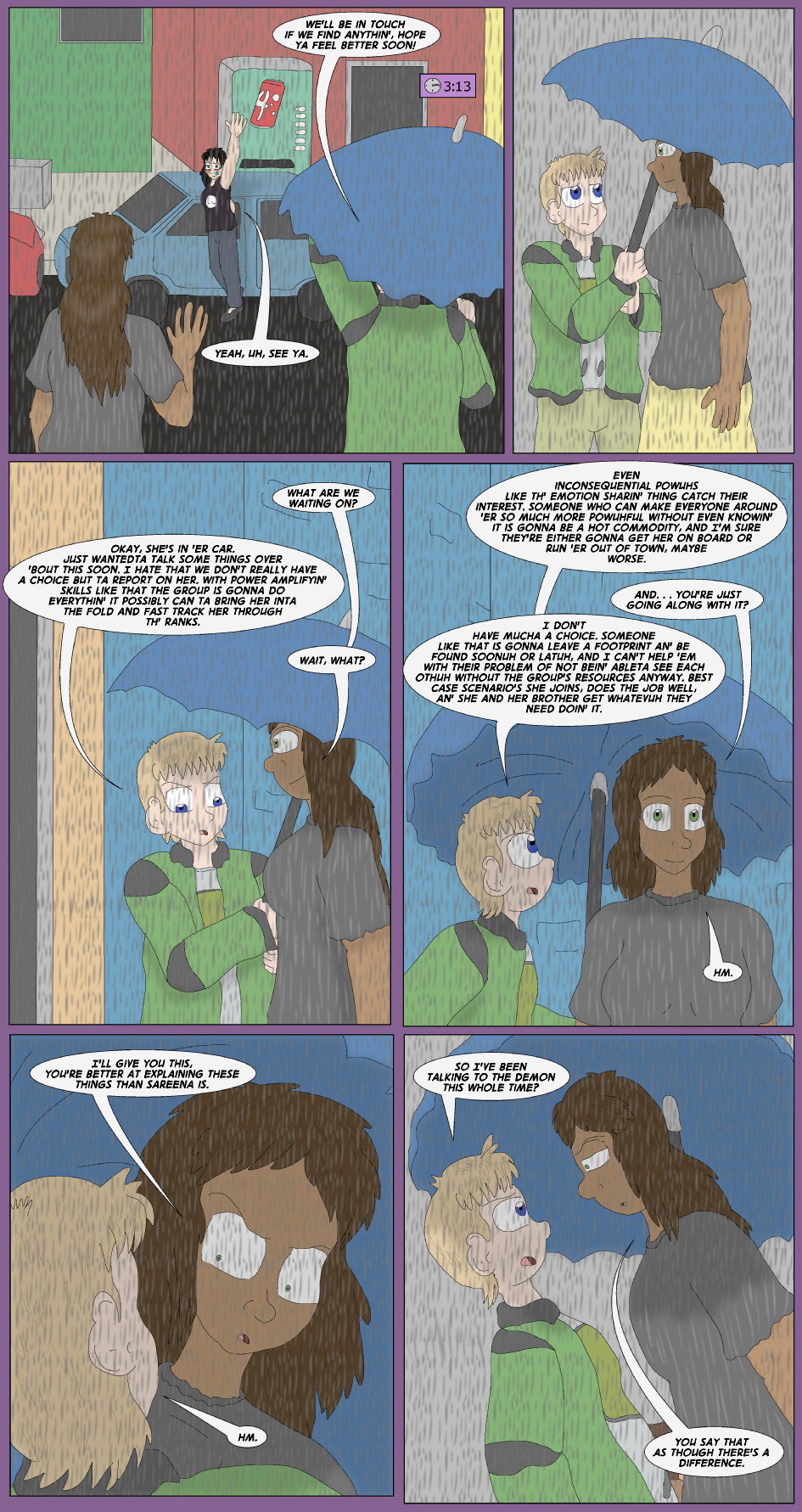 Storms Are Brewing- Page 35