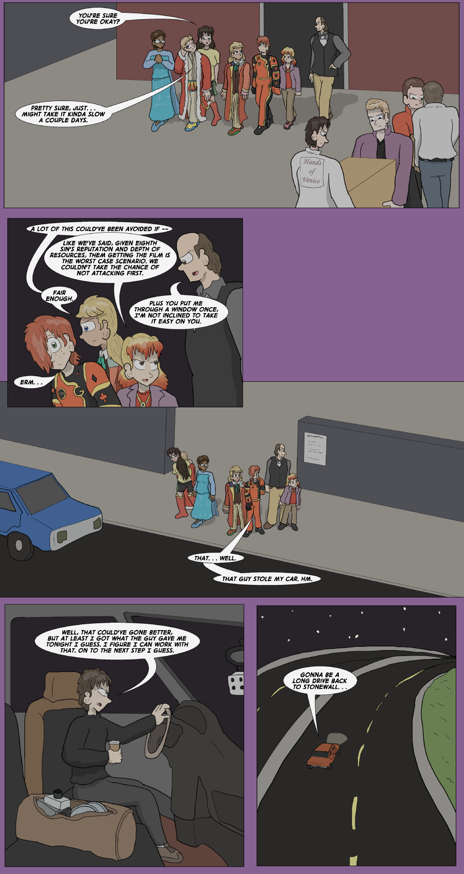 The DeKalb County Public Access Halloween Special, Page 58