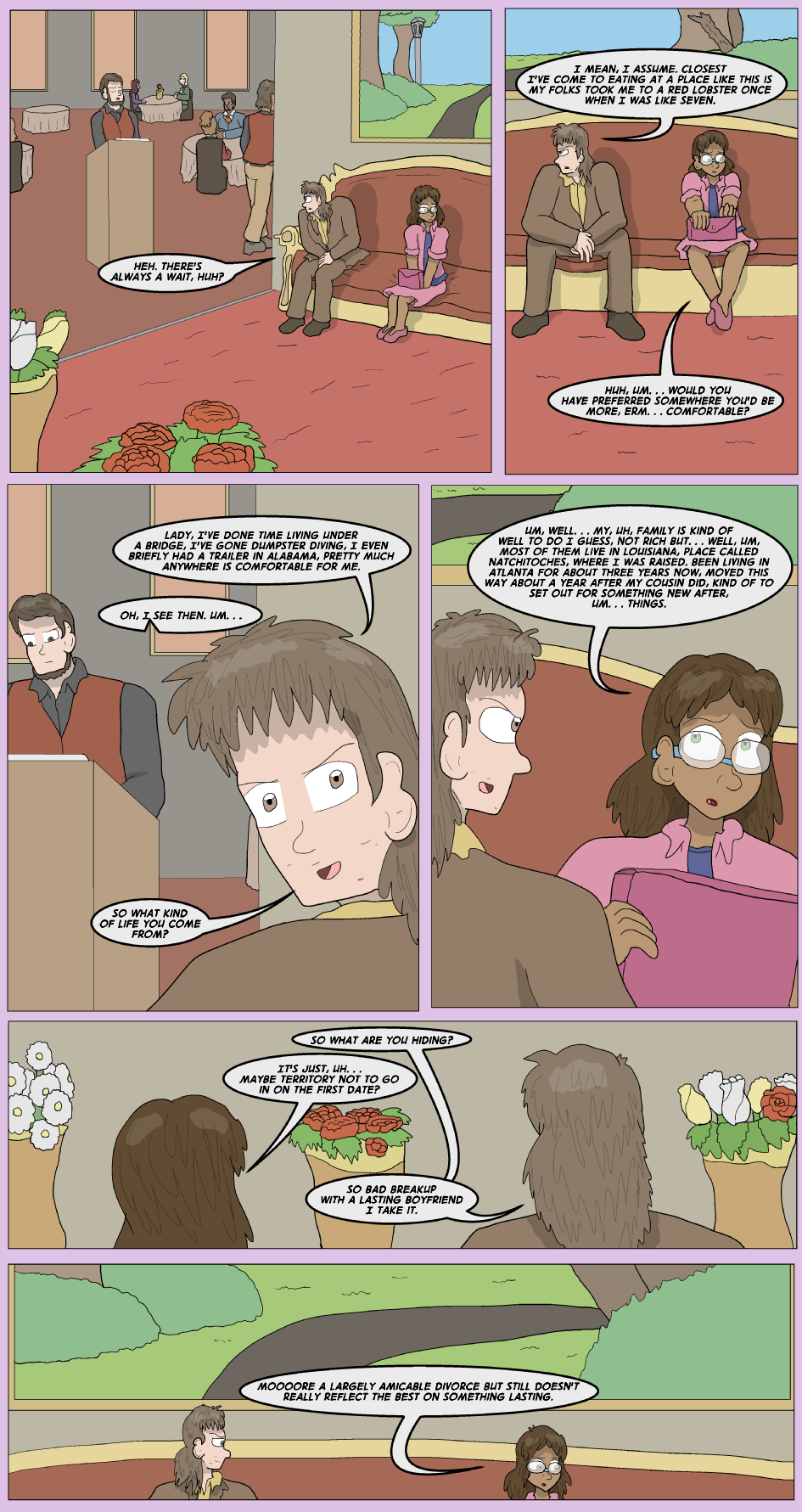 A Man And A Woman- Page 8