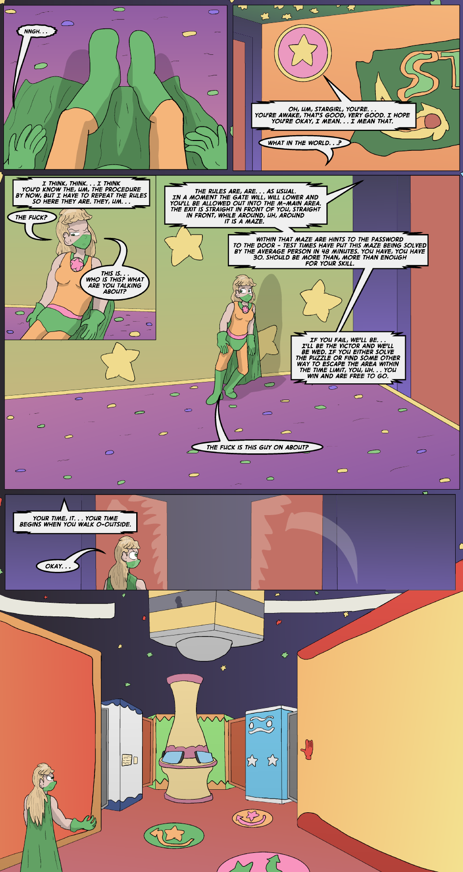 Star Night- Page 26