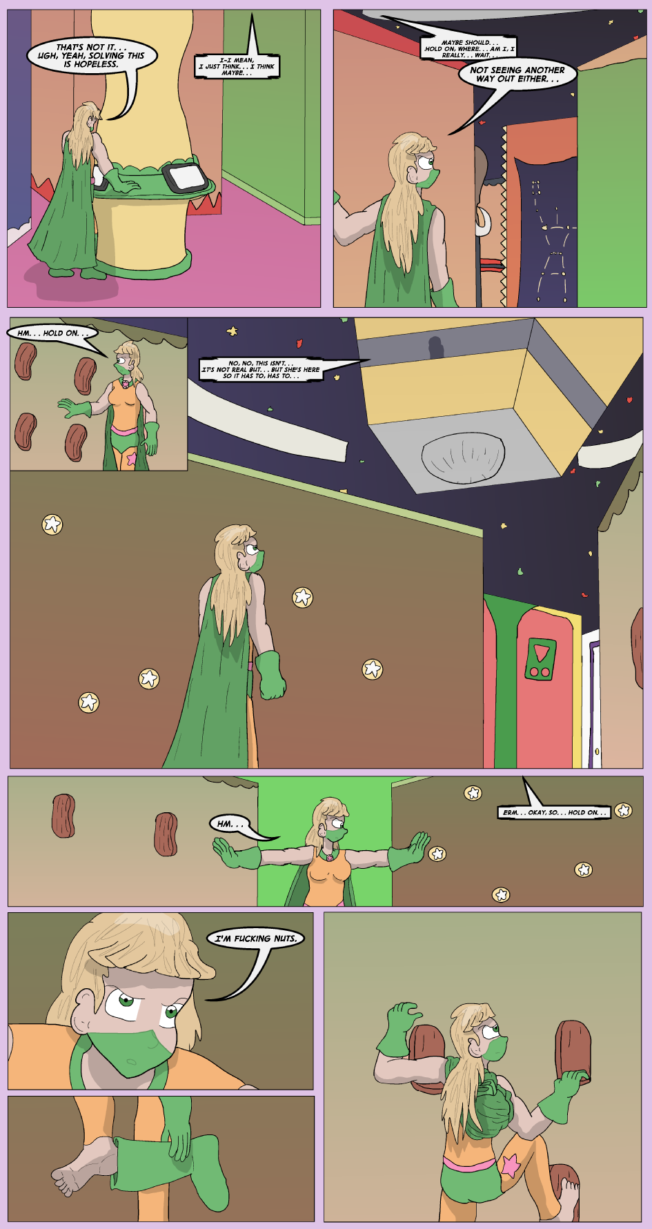 Star Night- Page 29