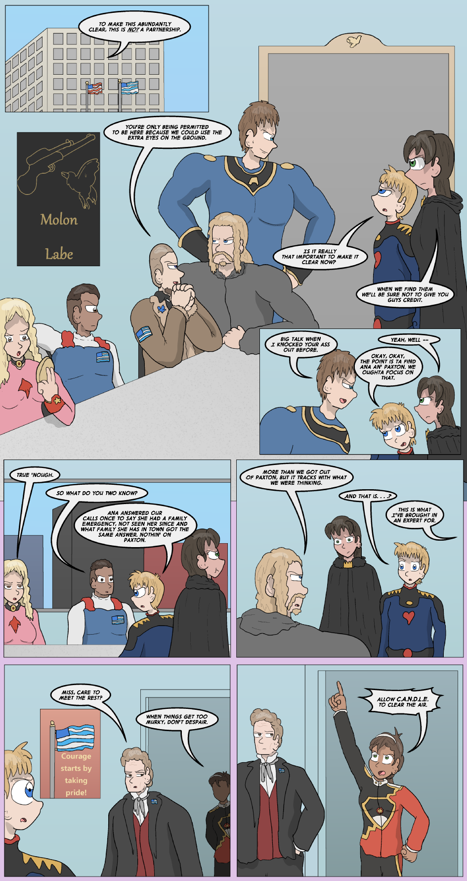 Loving Family, Page 3