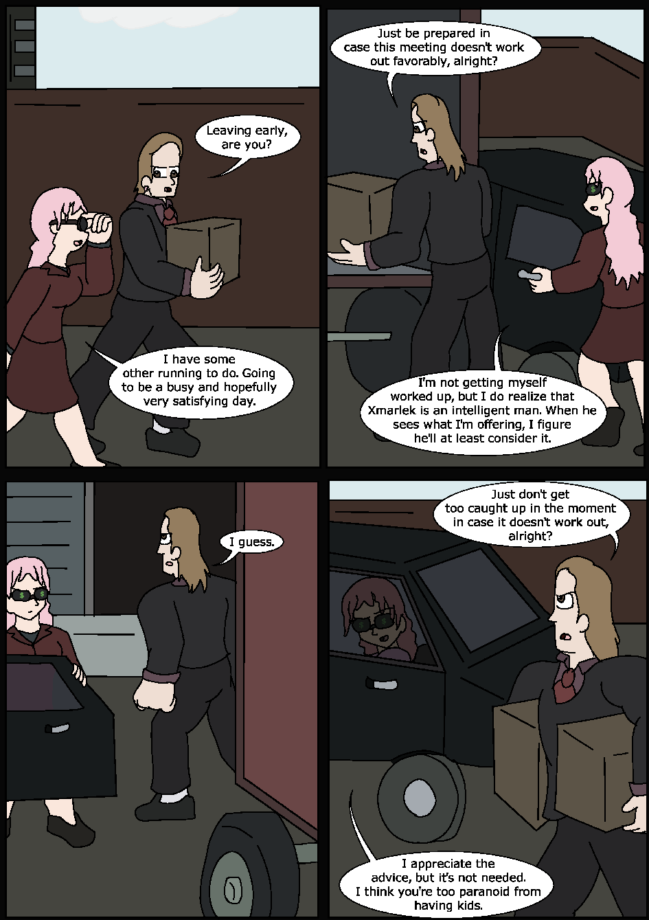 The Days Go By, Page 15
