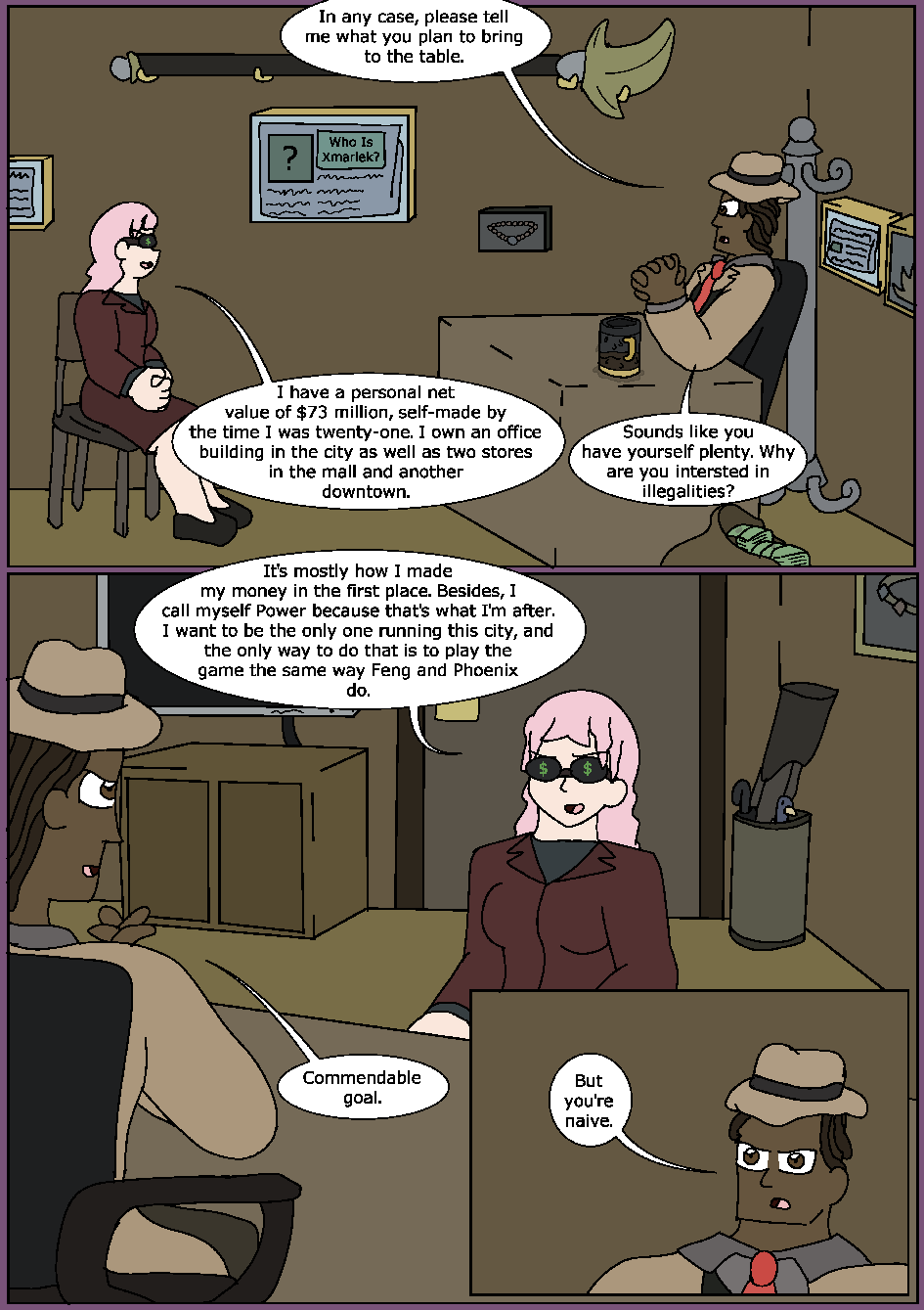 The Days Go By, Page 31