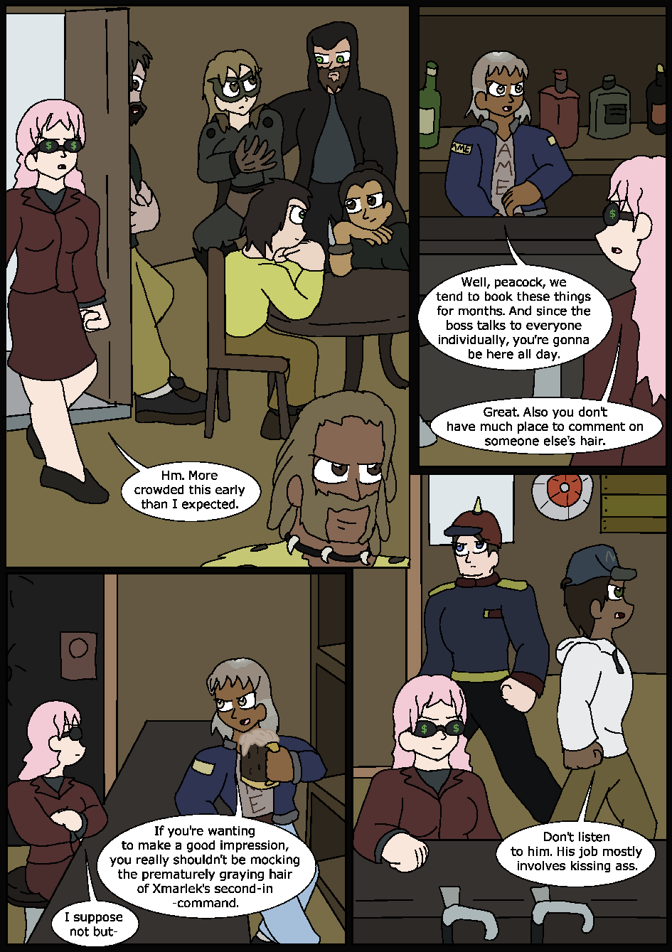 The Days Go By, Page 23