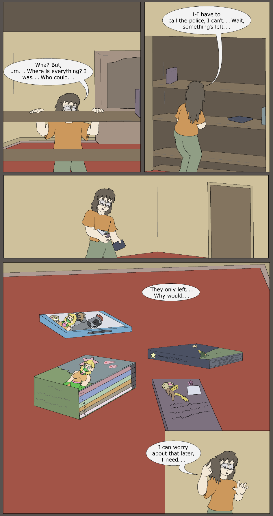 Quiet, Page 2