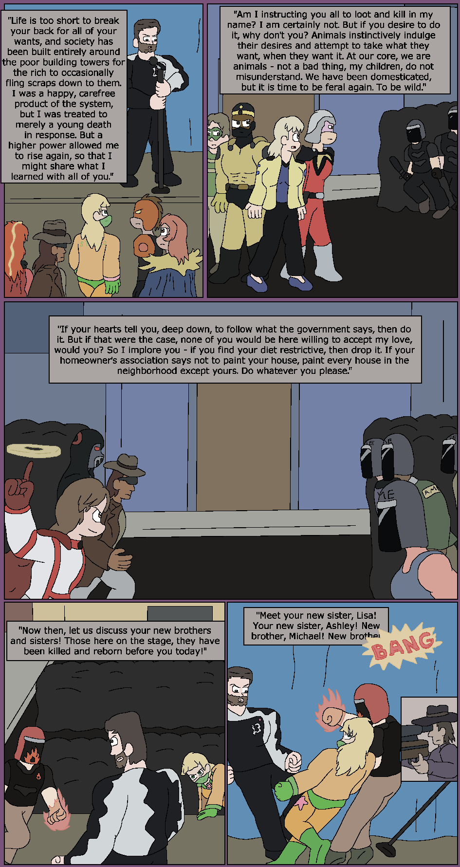 A Time For Work, Page 16