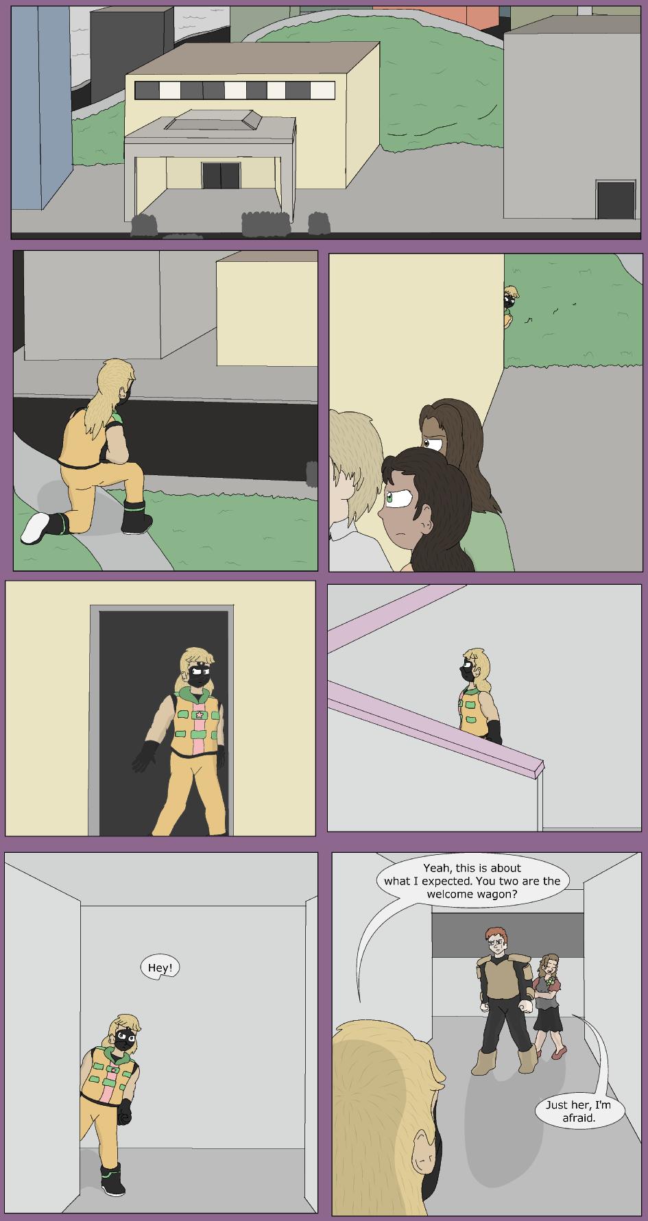 Sound Alive, Page 9